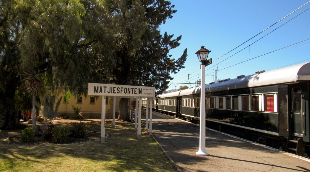 Welcome To Matjiesfontein